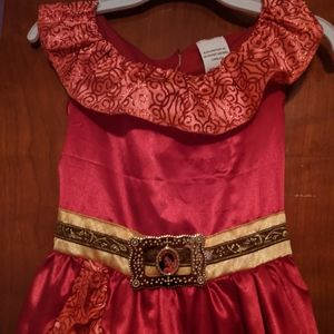 Disney Costumes - Elena of Avalor costume dress 4-6X